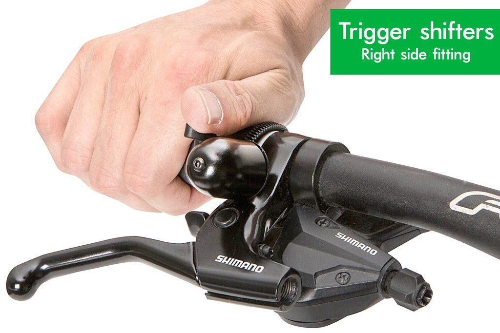 Trigger Bell with trigger shifters